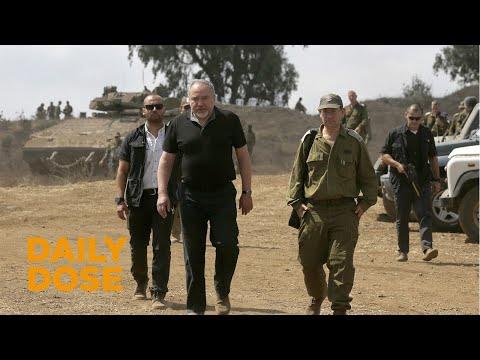 Ex- Netanyahu Adviser on Switch to Liberman