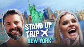Fábio Rabin Stand Up Trip New York