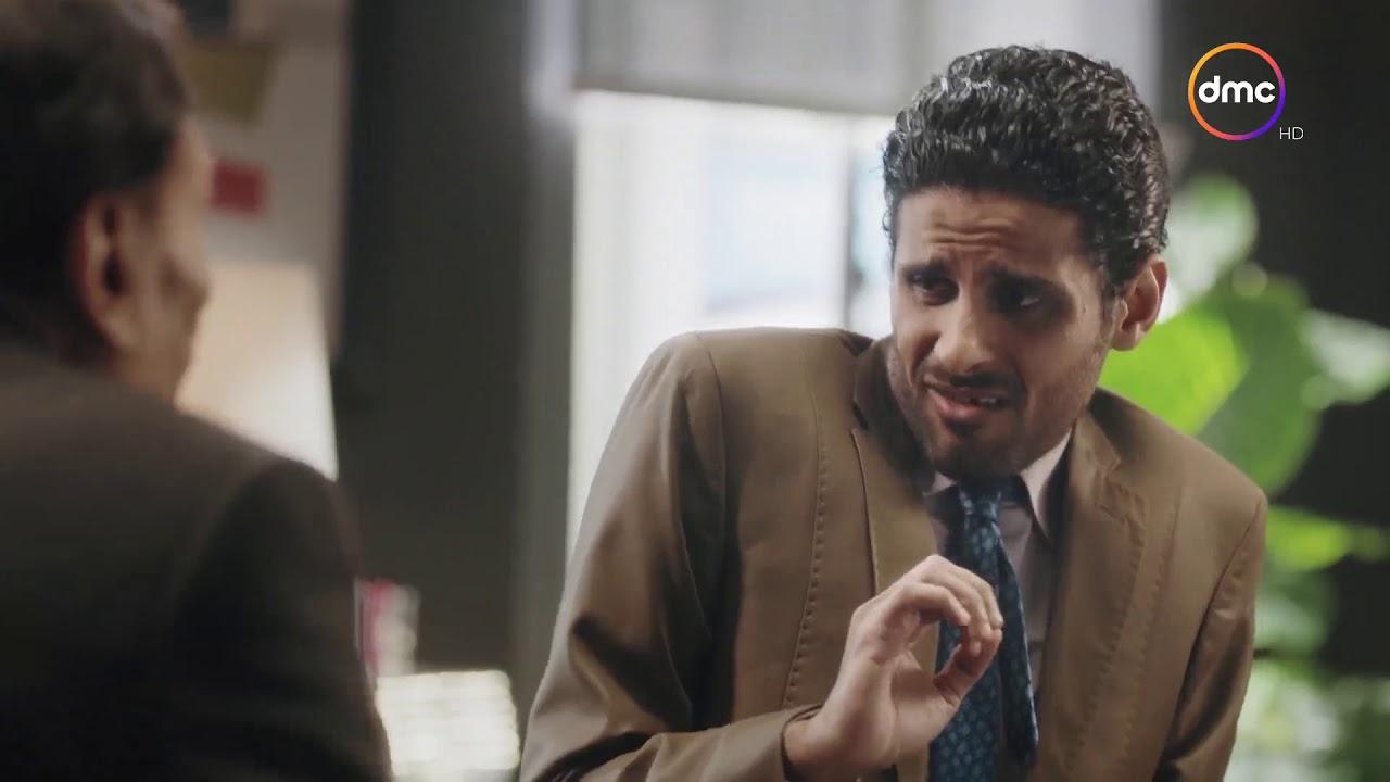 مسلسل فلانتينو - فلانتينو يعاقب ابن اخته بطريقة جديدة .. ال hr اشتكت منك بتقول انك بتتحرش بيها