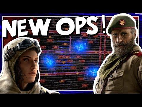 *NEW* NOMAD & KAID GAMEPLAY on Rainbow Six Siege