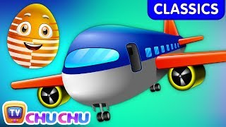 ChuChu TV Classics - Transport Vehicles for Kids - Part 1 | Surprise Eggs Nursery Rhymes