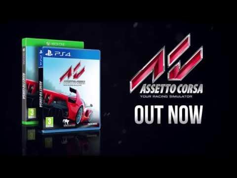 Assetto Corsa Launch Trailer - Europe