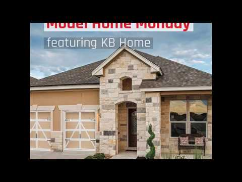 Model Home Monday - KB Home At MorningStar (Georgetown, Texas)