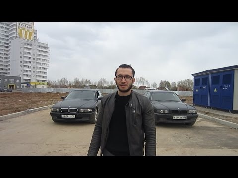 BMW V8 vs BMW v12 сравнение/тест-драйв