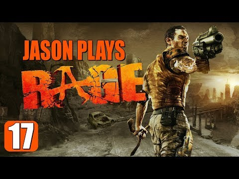 Rage Xbox One Gameplay Part 17 The Stanley Express