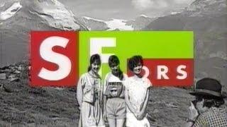 Schweizer Fernsehen SF DRS - Signet/Logos «Ethno» (1993)