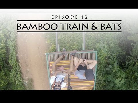 Bamboo Train & Bats / Vlog Ep 12