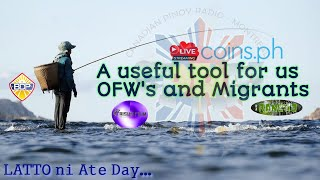 Download A useful tool for us  OFW's and Migrants | coins ph
