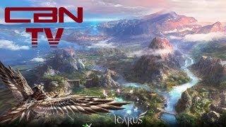 Icarus Online (2 серия) Мы смогли Создать персов! (16+).