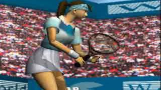 Hyper Final Match Tennis (Japan) PSX All FMVs