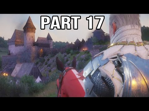 Kingdom Come Deliverance Gameplay Walkthrough Part 17 - The Siege