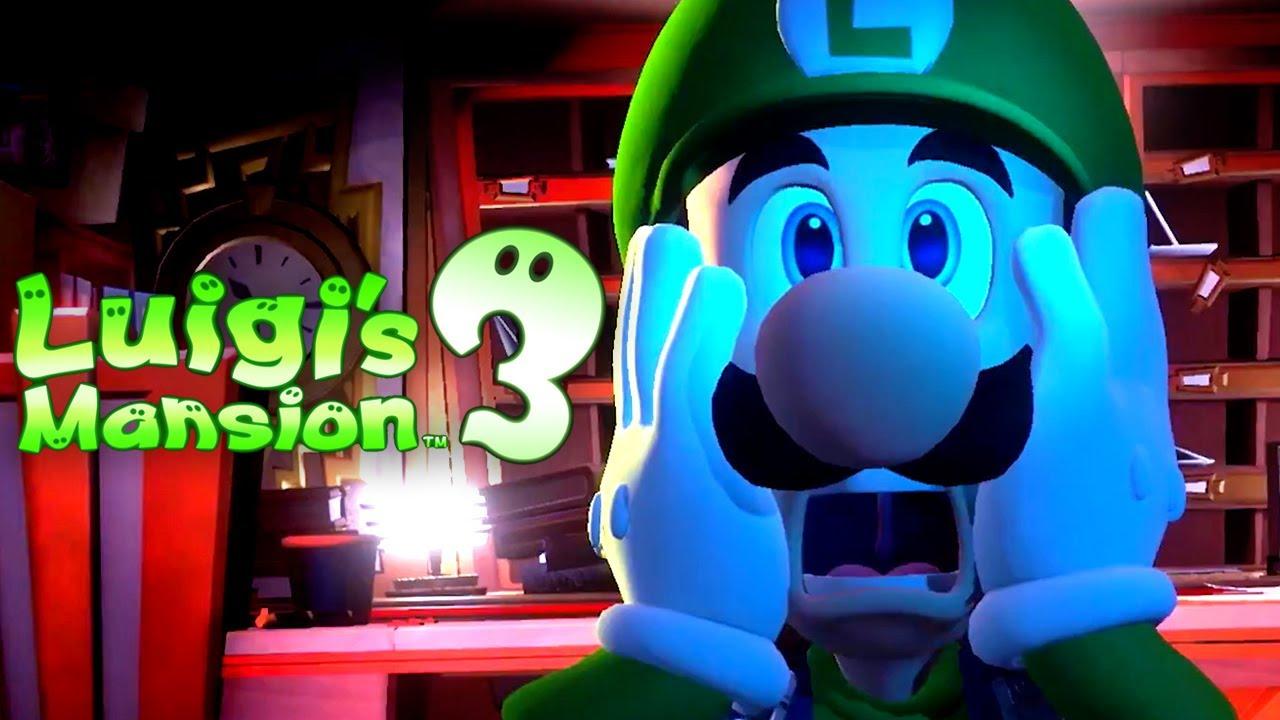 Luigi's Mansion 3 - Revelation Trailer