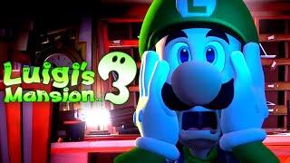 Luigi's Mansion 3 - Official Announcement Trailer   Nintendo Switch