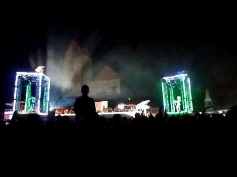 Pure Future ~ Dance Music Festival 2010 @ Trakai Castle nearby Vilnius
