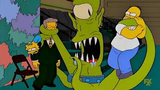 The Simpsons – Treehouse of Horror IX– clip11