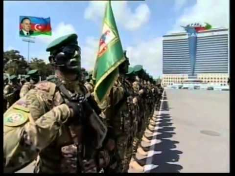 Azerbaijan Military Parade 2011 Full Army Parade in High Quality