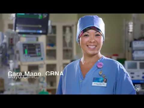 CRNA Career at Mayo Clinic – Cara Mann