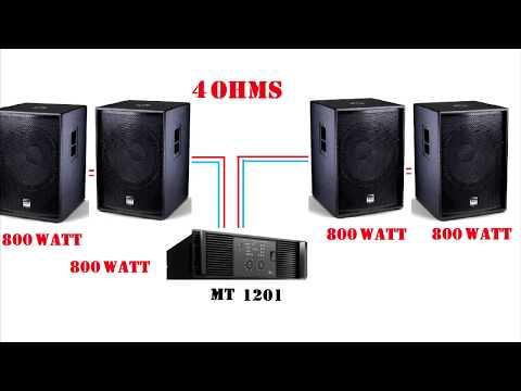 NX AUDIO Proton MT Series Speaker Match || Amplifier and Speaker Match || MT Series # In Hindi