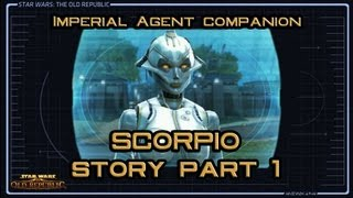 SWTOR SCORPIO Story part 1: No Obligations