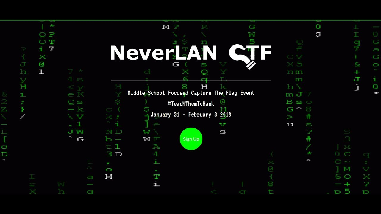 NeverLAN CTF 2019 Web Walkthrough/Writeup