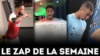 La folie Neymar à Paris, Balotelli royal au bar, Daniel Alves on fire