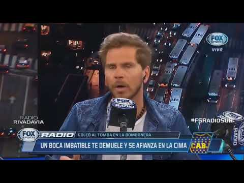 Fox Radio 18 Septiembre 2017 Charla con La Volpe: Basta de comparar a Messi con del Barcel