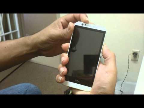 How to Hard Reset HTC Desire 510