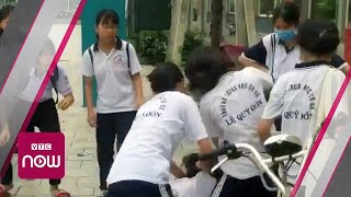 Bình Dương: Nữ sinh tung clip đánh nhau, Bộ GD&ĐT vào cuộc