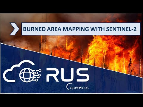 RUS Webinar: Burned area mapping with Sentinel-2 - HAZA02