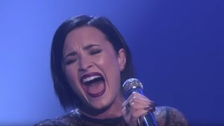 Demi Lovato | REAL VOICE (WITHOUT AUTO-TUNE)