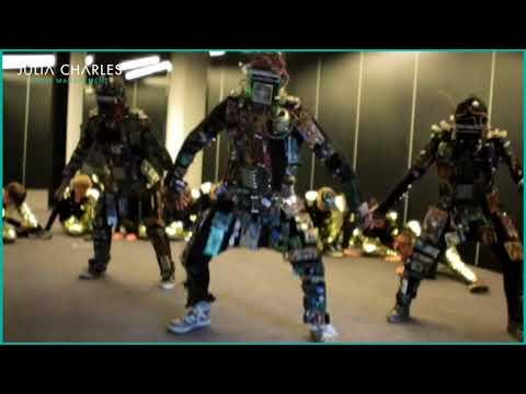Robot Dancers – Dance Group - Warsaw