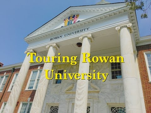 Touring Rowan University - College Trip #2