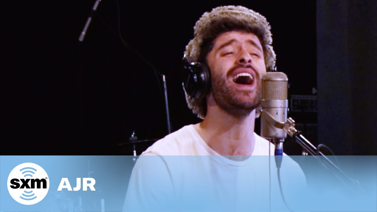 AJR - Driver's License (Olivia Rodrigo Cover) [LIVE for SiriusXM]