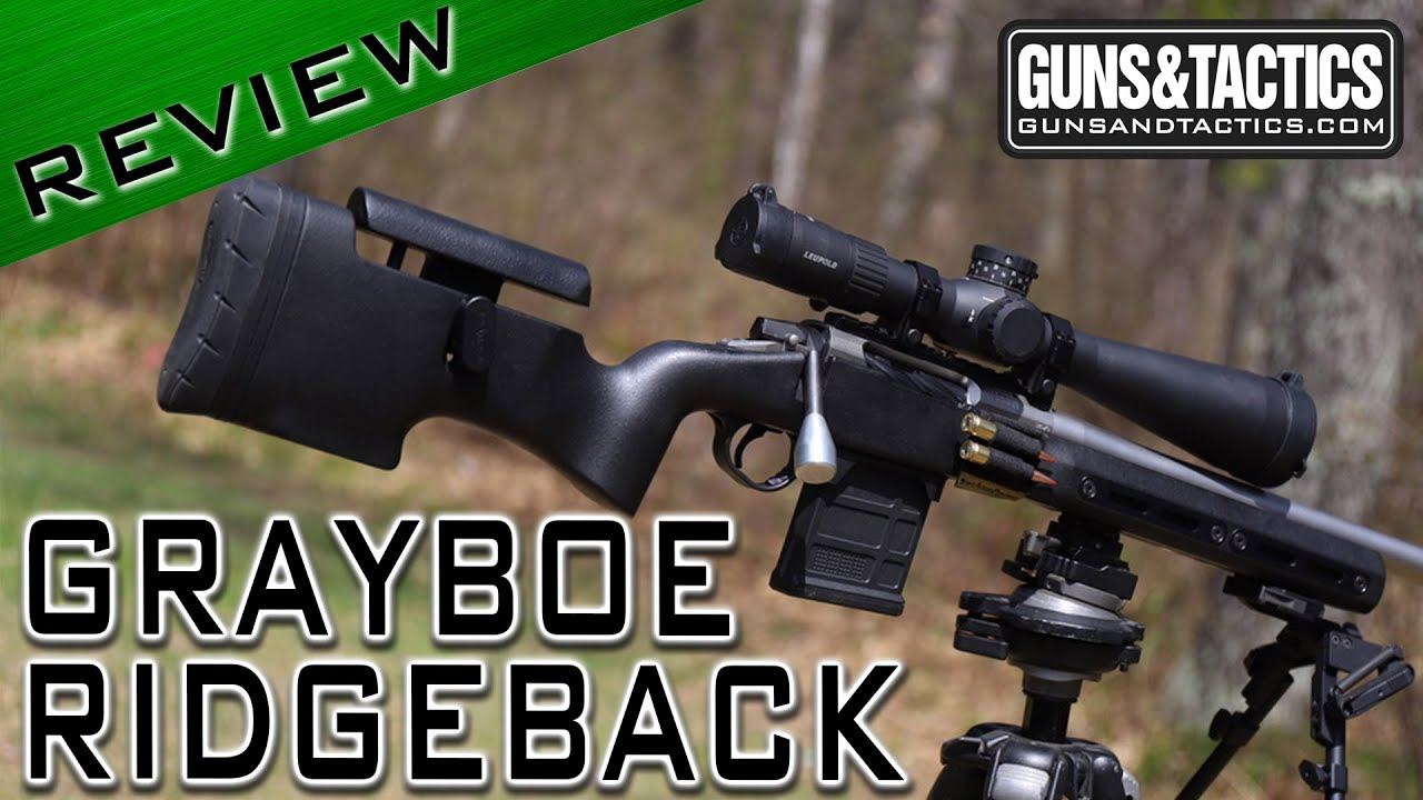 Grayboe Ridgeback Stock Review