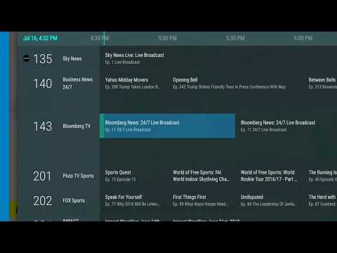 Channel Master | Stream+ OTA DVR & Streaming Box - Browsing Free Channels In The Guide
