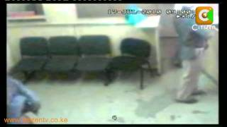 Gangsters Caught CCTV