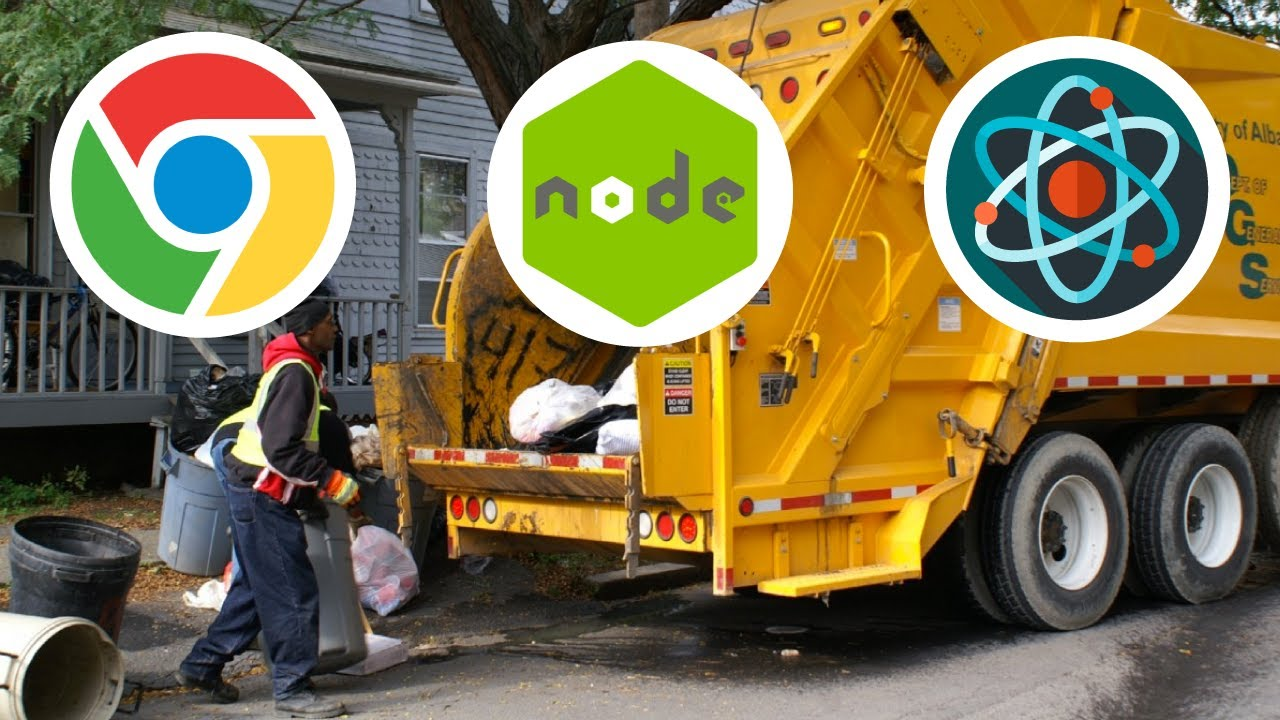 Understanding Garbage Collection in Node.js, Chrome and Electron