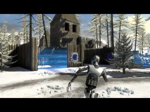 The Talos Principle #92. C3 - Деактиватор под карантином.