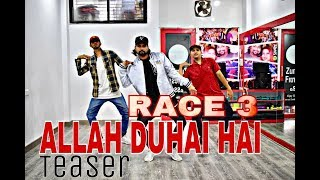 Allah Duhai Hai Dance Choreography Teaser By Vijay Akodiya - Full Video | Coming Soon