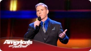 on demand comedy with tom cotter americas got talent semifinals