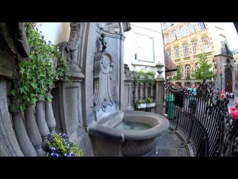 40 minutes | Manneken Pis, Brussels, Belgium