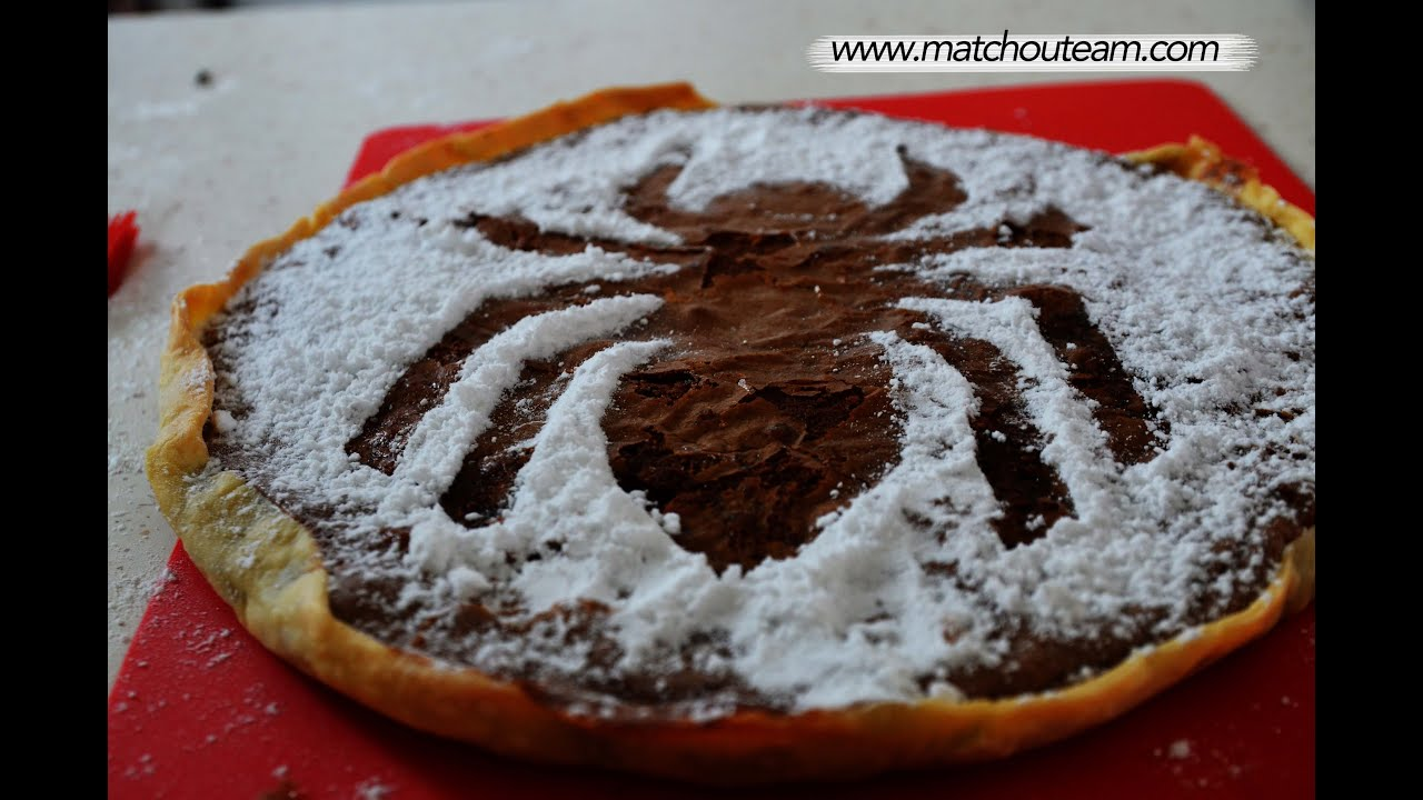 decoration gateau halloween facile