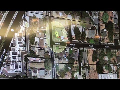 Demonstration: City Of Columbus Shows How Shotspotter Works