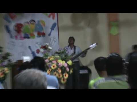 El Shaddai ministrando en Guatemala