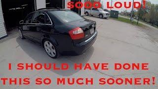 Audi S4 2005 Videos