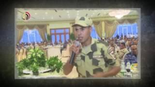جندي مقاتل في الجيش المصري يلقي شعر مؤثر جدا - شوف من هنا