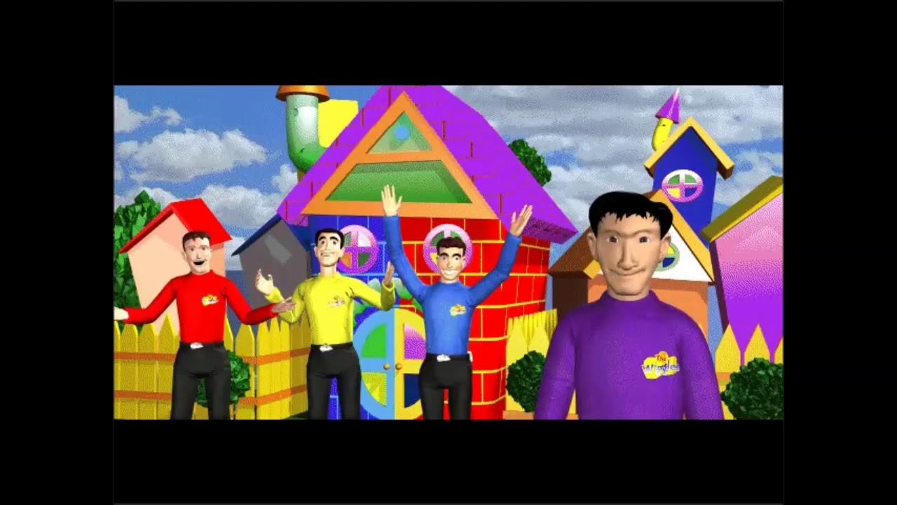 A Day With The Wiggles : Dataworks : Free Download, Borrow ...