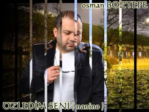 OSMAN BOZTEPE ÖZLEDİM SENİ  ( nanino ) arabesk oyun havası (albümden)