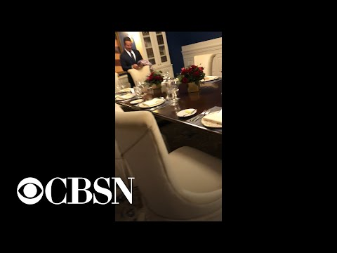 Lev Parnas releases recording of Trump dinner: Full video