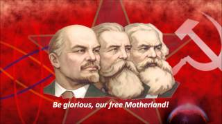 Repeat youtube video Hymn of the USSR - Red Army Choir (English Sub.)
